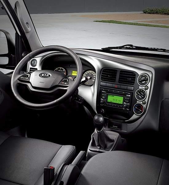 Kia K Wide Interior on Kia Sorento Exterior