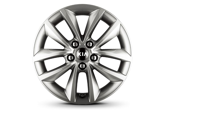 Alloy wheel (Standard)