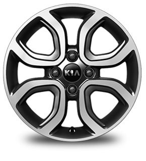 "15"" Alloy Wheel (Available in Morning Sport only)"