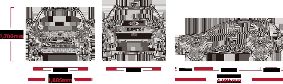 Sorento Specs Suv Amp Mpv Kia Motors British Dominica