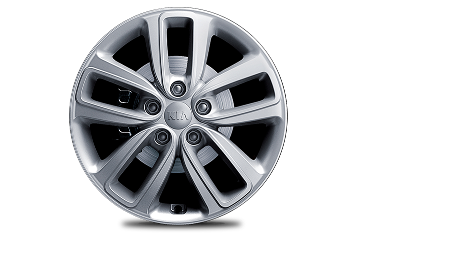 Alloy Wheel (Machine finished)