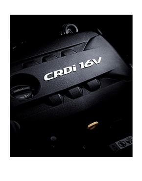U2 1.6 VGT Engine