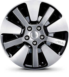 Alloy Wheel B type