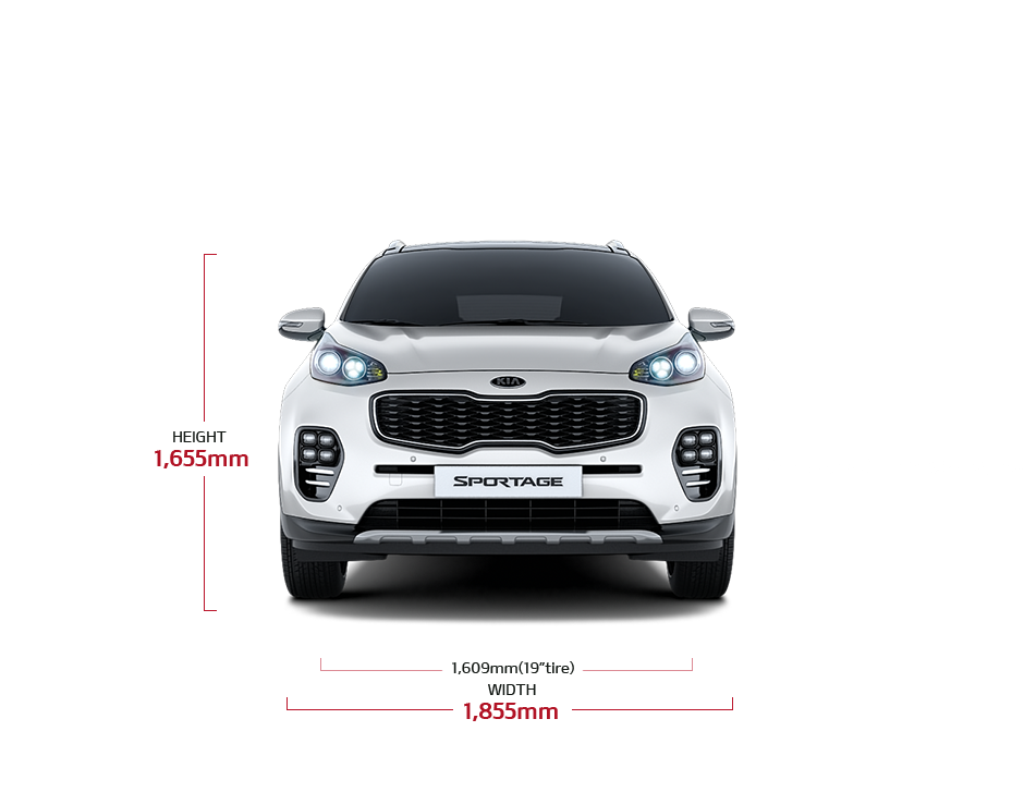 Kia Philippines Price >> Sportage Specs | SUV & MPV | Kia Motors Philippines