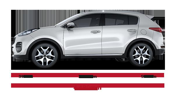 Sportage Specs | SUV & MPV | Kia Motors Brunei