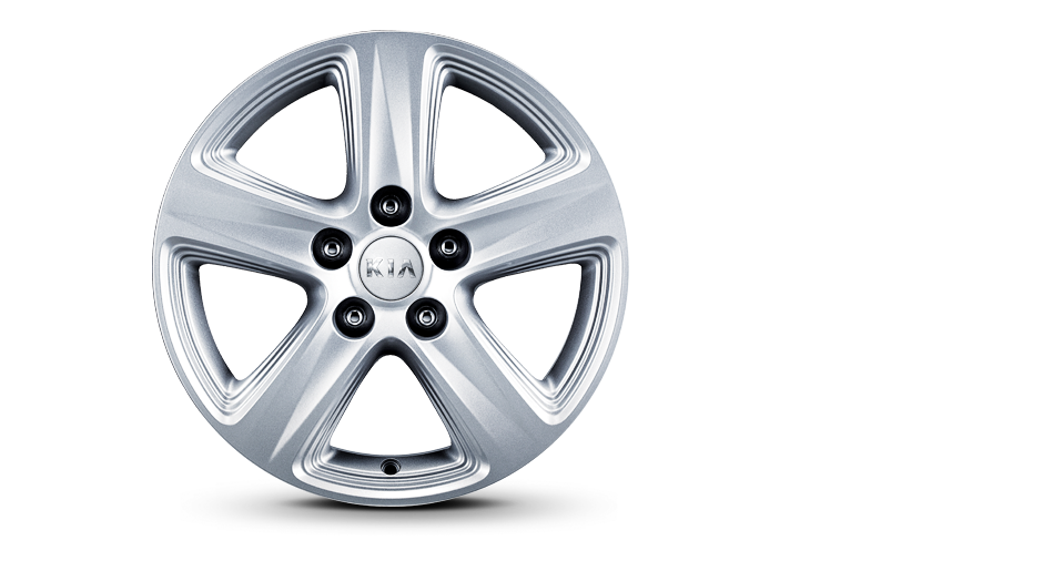 16-INCH ALLOY WHEEL