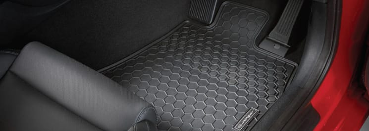 STINGER TAILORED ALL WEATHER FLOOR MATS