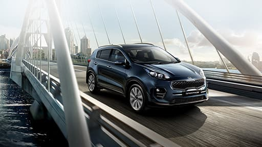 ALL-NEW SPORTAGE