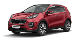 Sportage Vision Pack 1.6 ISG