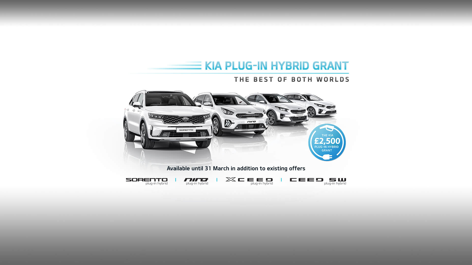 The Kia PHEV Grant