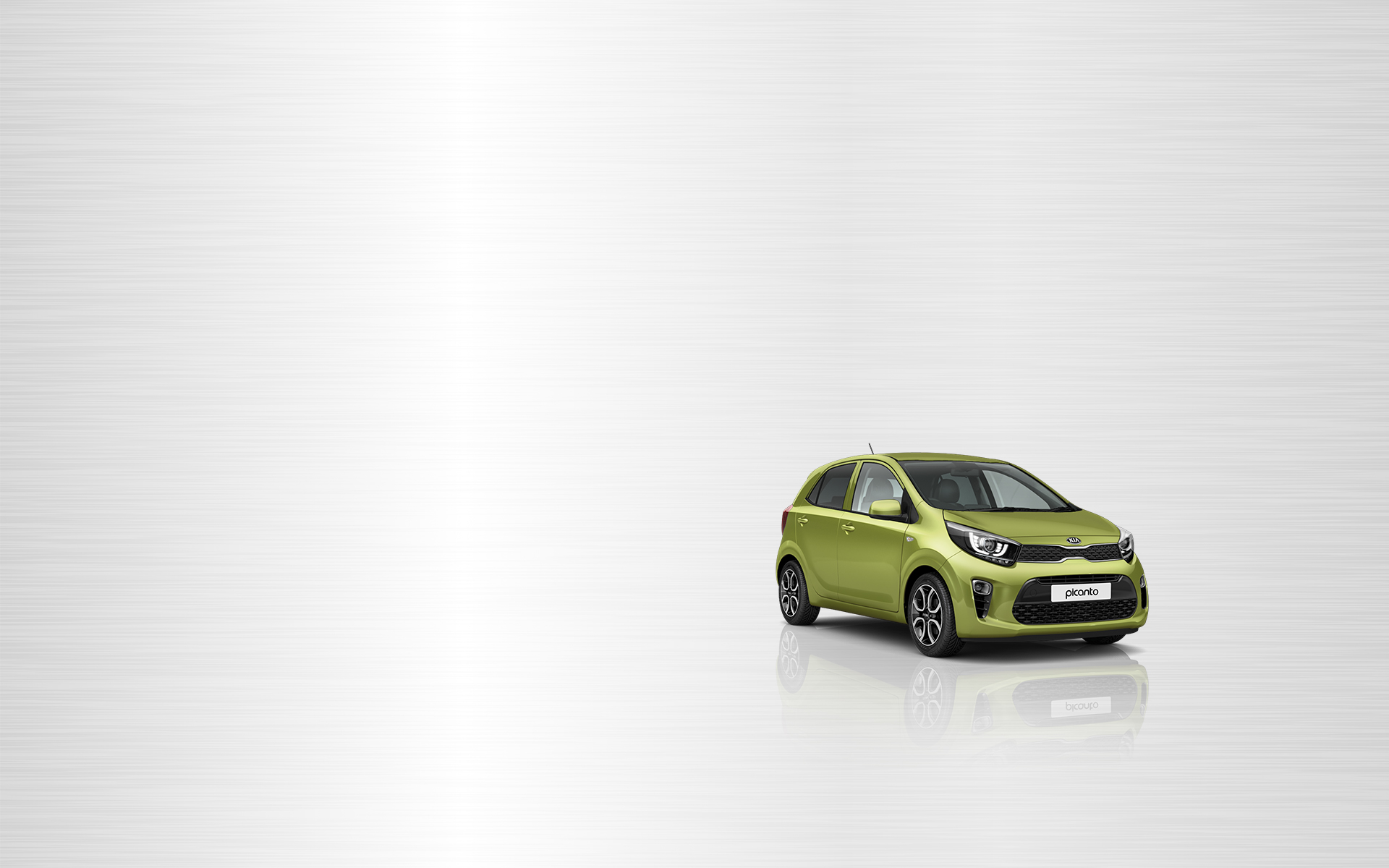 The All-New<br>Kia Picanto Zest
