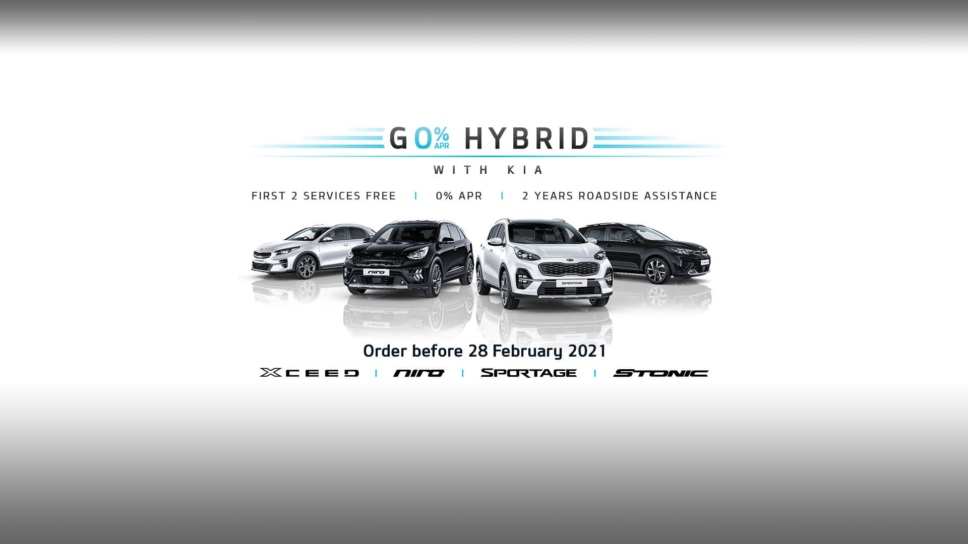 Go Hybrid with Kia