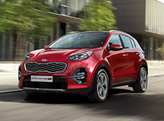 Sportage Must - Promotion