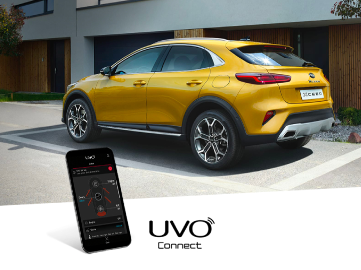 Kia Motors UVO Connect