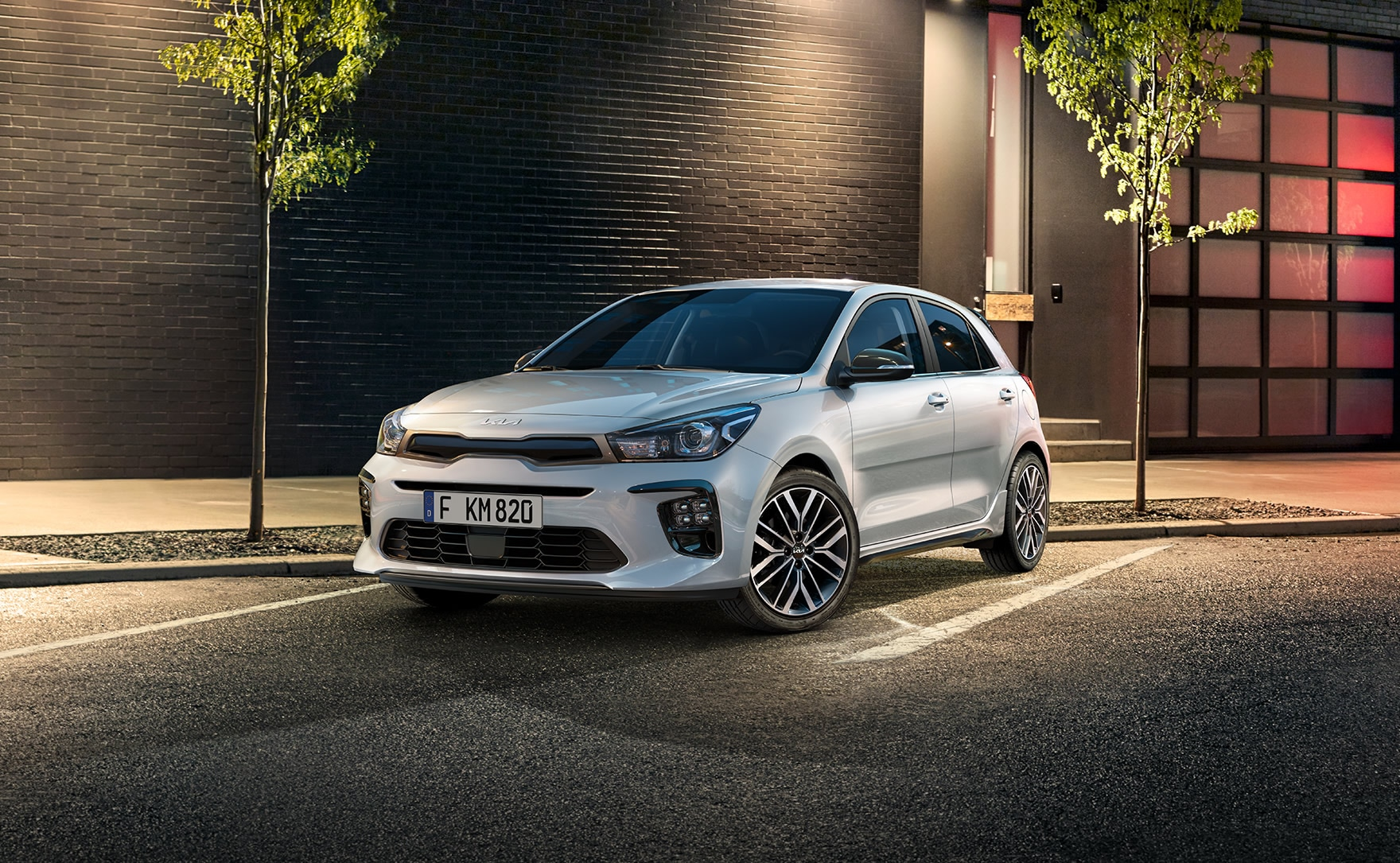 2020 All Kia Rio Photos