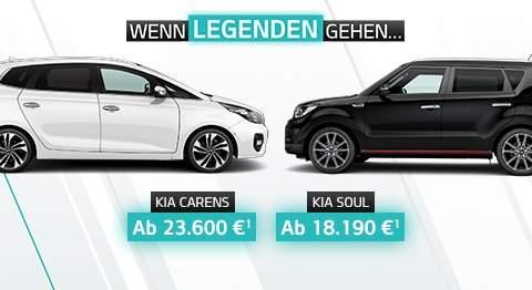 Startseite Kia Motors Deutschland