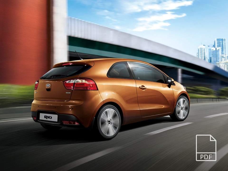 Rettungsdienste - Service | Kia Motors Europe