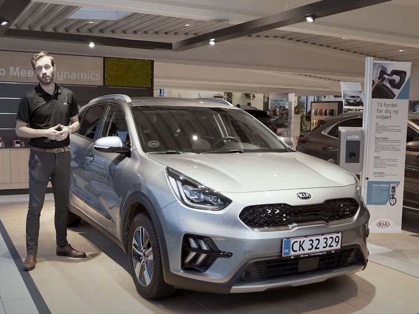 KIA Niro Plug-in Hybrid - Design
