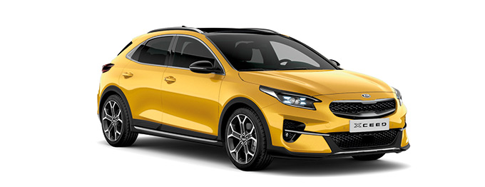 Oplev KIA XCeed <br> En moderne cross-over coupé