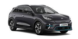 KIA e-NIro electric car | 268x134