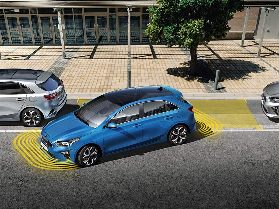 KIA Ceed – Smart Parking Assist System
