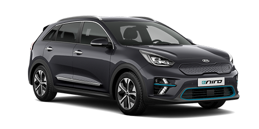 Kia e-Niro GLS all-electric car