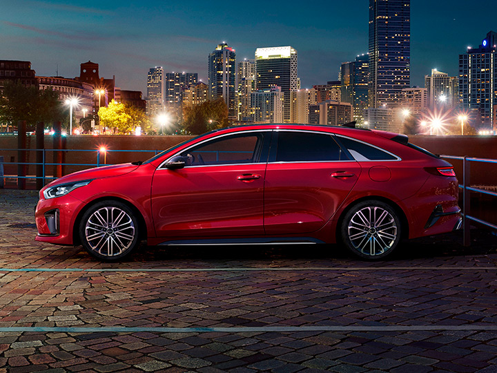 KIA ProCeed – design