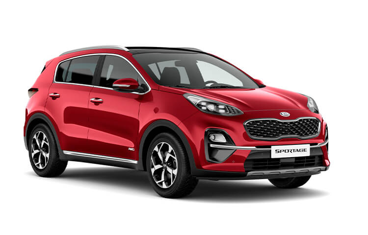 KIA Sportage Vision + Collection pakke 1