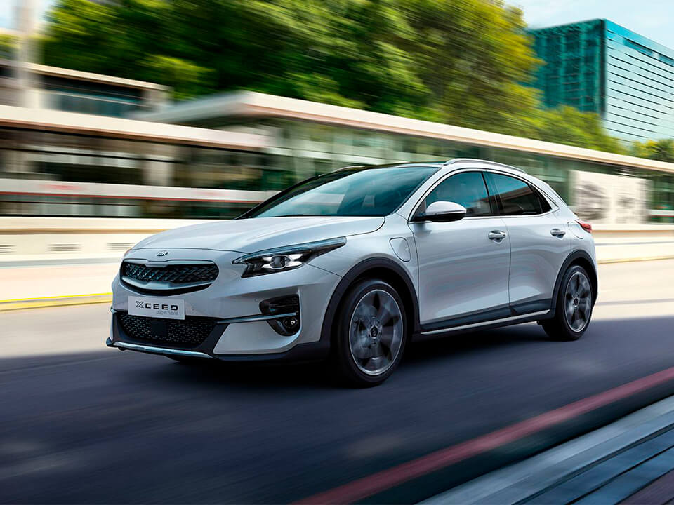 KIAs plug-in hybrid: KIA XCeed Plug-in Hybrid