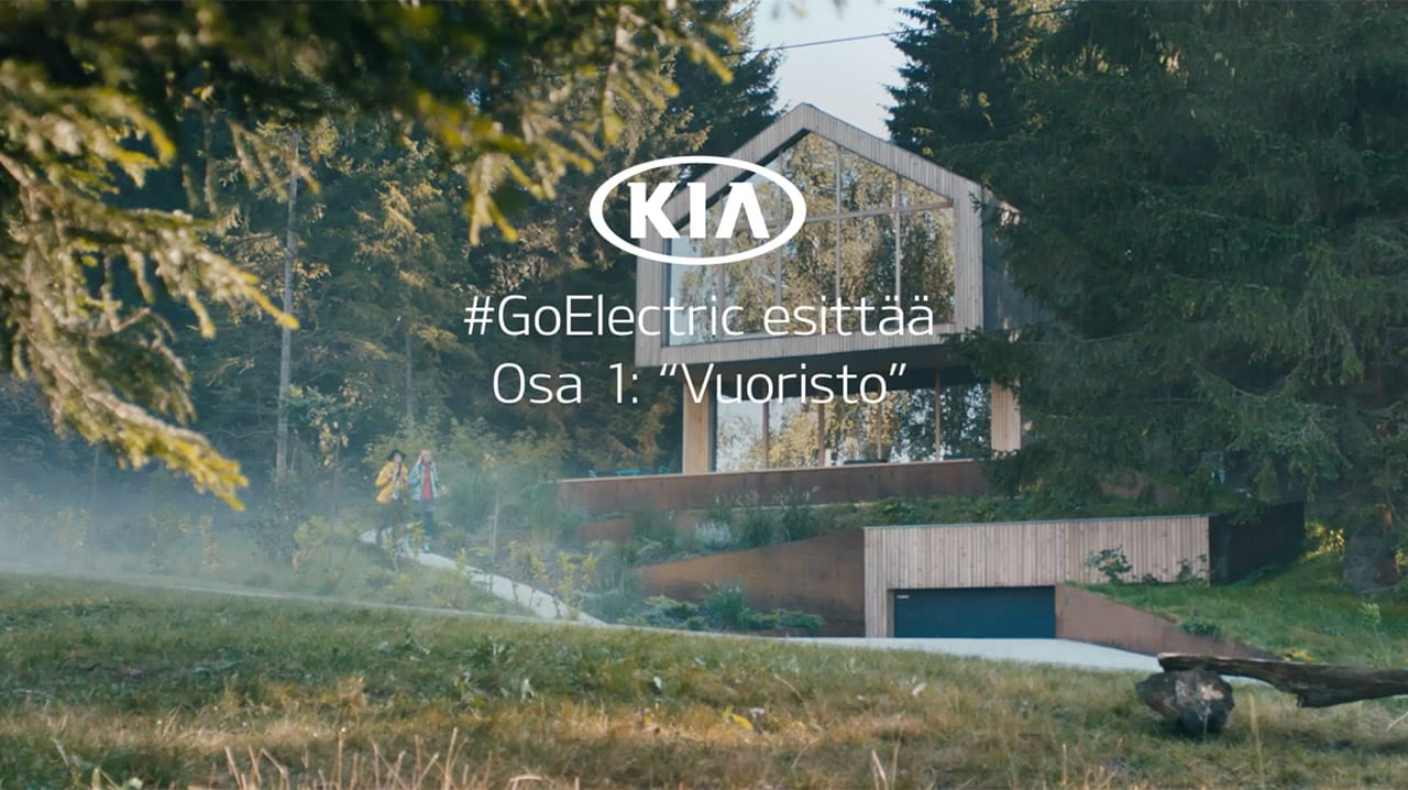 "#GoElectric presents Episode 1: ""The Mountain"""