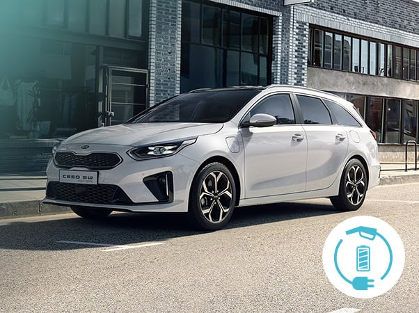 KIA CEED SW HYBRIDE RECHARGEABLE