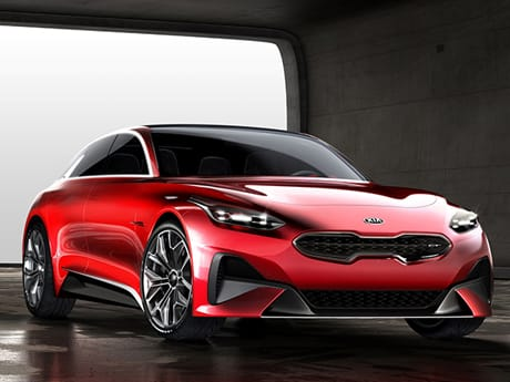 Concept-car Kia Proceed