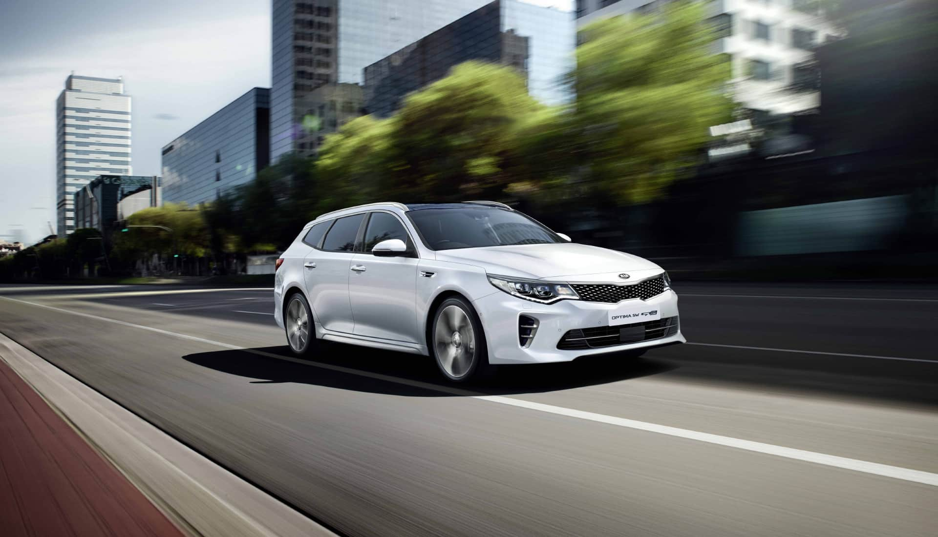 Optima Sportswagon GT