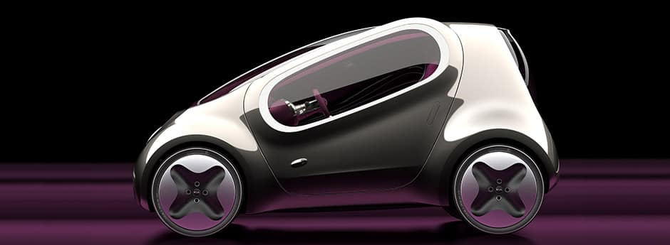 Concept-car Kia : Electric pop