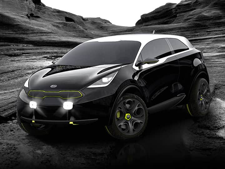 Concept-car Kia Niro : design futuriste et unique