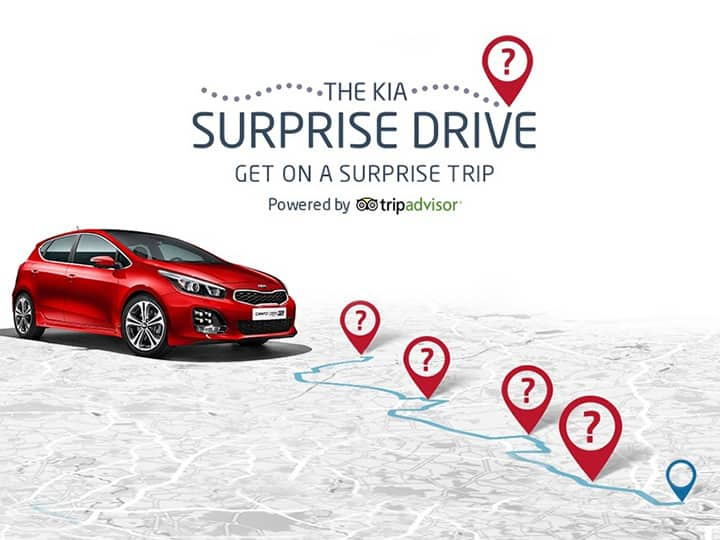 Kia Surprise Drive key image
