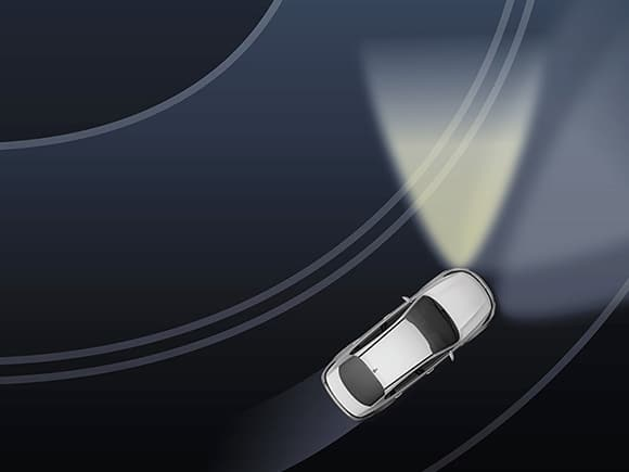 Kia Low Beam Assist-Dynamic