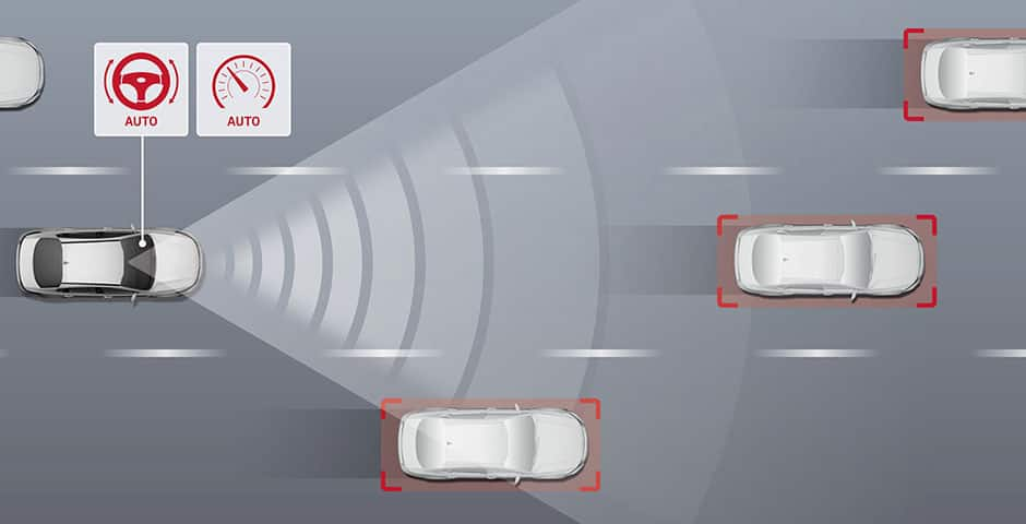 Kia Highway Driving Assist