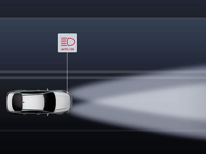 Video om KIA Smart High Beam Assist (SHBA)