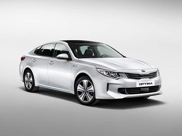Kia Optima PHEV Plug-in Hybrid