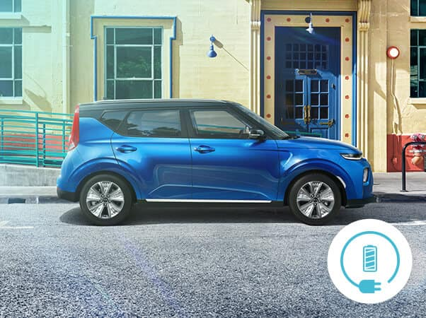 E-SOUL EXCLUSIVE 64 kWh