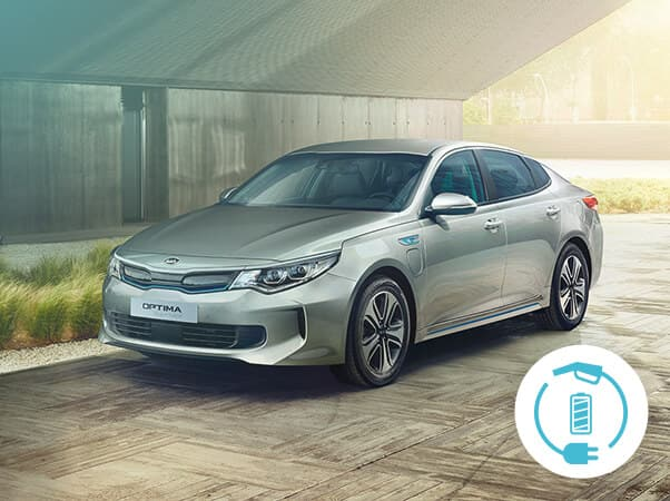 KIA OPTIMA PLUG-IN HYBRIDE