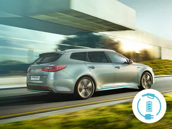 KIA OPTIMA SW PLUG-IN HYBRIDE
