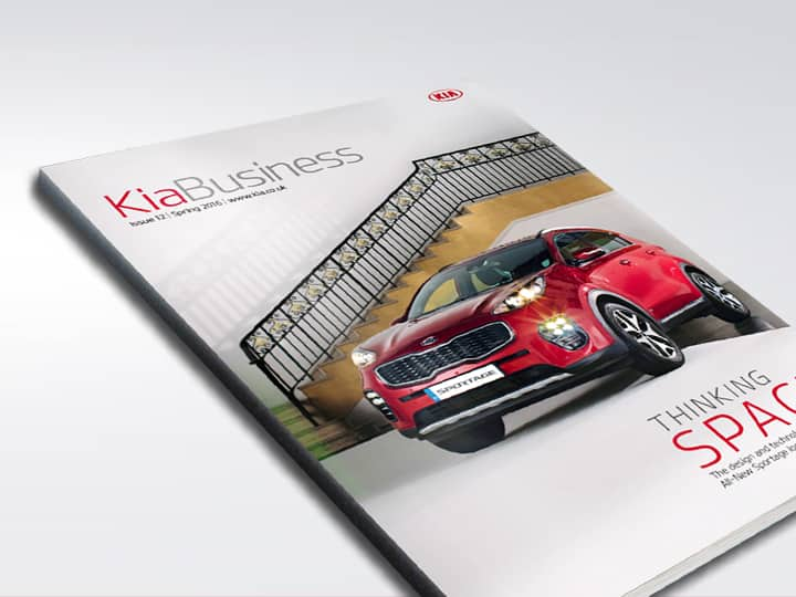 Magazyn Kia Business