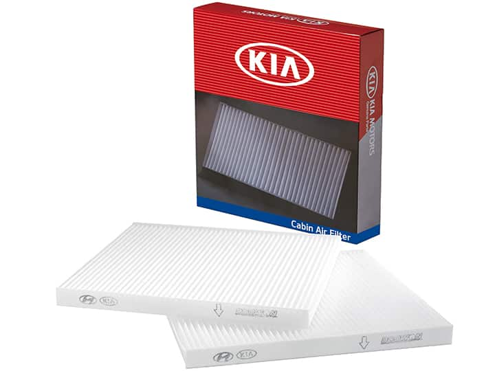 Kia Genuine Cabin Air Filter