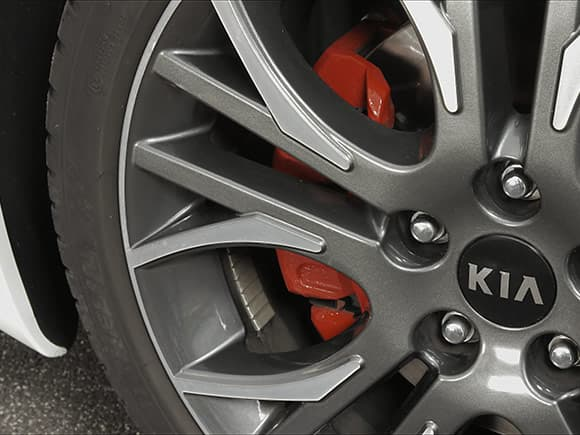 Kia Genuine  Parts: Brake Pads & Brake Discs