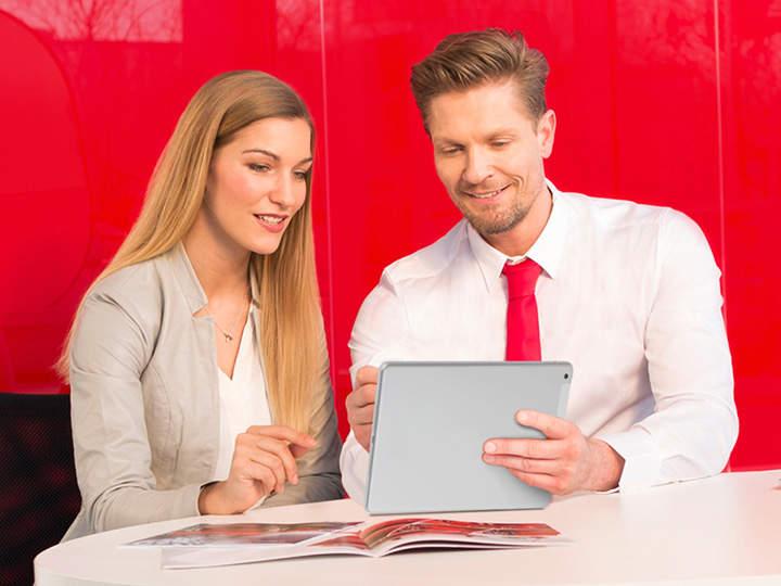 Personlig inställning dating service