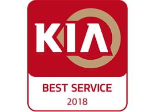Best Kia Service Award%3A discover an award-winning dealer near you