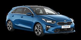 Nowa Kia Ceed Hatchback