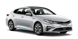 Kia Optima Hybride Plug-in